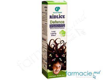 купить Ridlice Defence Spray (profilaxia pediculozei) 120 ml в Кишинёве