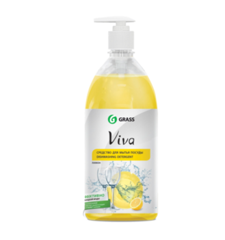 Viva Lemon - Средство для мытья посуды 1000 мл