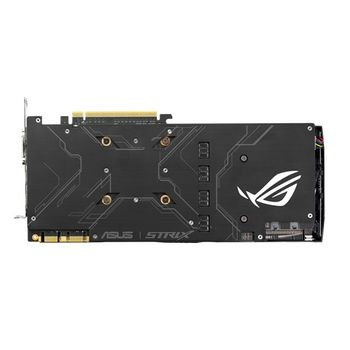 "cumpără ""VGA card PCI-E ASUS STRIX-GTX1080-A8G-GAMING NVIDIA GeForce GTX 1080, 8GB DDR5X, 256-bit, Gaming Mode 1670/1809MHz, OC Mode 1695/18351MHz, Memory 10010MHz, DVI-D,HDMI 2.0x2,DPx2, Power Connectors 1 x 6-pin, 1 x 8-pin, Aura RGB Lighting"" în Chișinău"