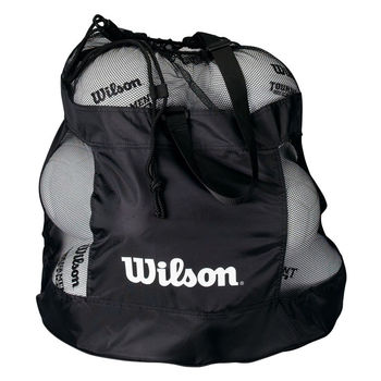 Сумка Wilson на 10-15 мячей WTB1816  (3405)