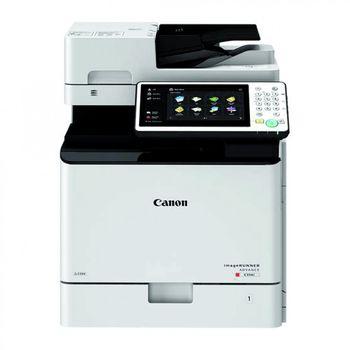 MFP Canon iR-ADVC256i III, Color Printer/Copier/Color Scanner/ DADF(100-sheet),Duplex,Net,  A4-25/25ppm,25–400% step1%, RAM 3Gb,HDD 250GB,1200x1200dpi,Scan 600x600dpi-24 bit, 1x550-sheet Cassette,60-163г/м2,Not in set-Toner C-EXV55Black_23k,Color_18k