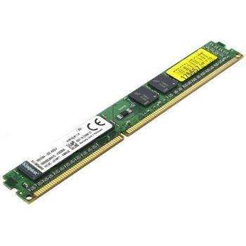 8GB DDR3-1600  Kingston ValueRam, PC12800, CL11,  STD Height 30mm