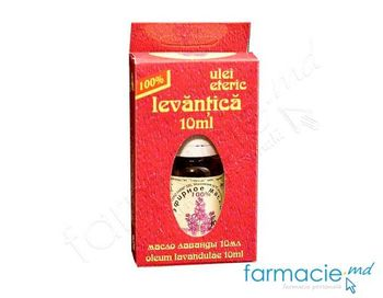 купить Ulei Levantica 100% 10ml в Кишинёве