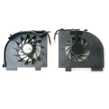CPU Cooling Fan For HP Pavilion dv5-1000 dv6-1000 (INTEL) (3 pins)