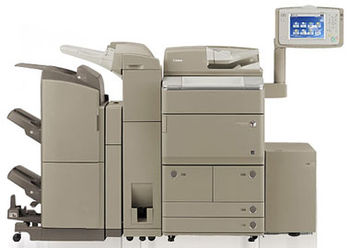 MFP Canon iR8085 Kit includes - Printer Kit AH1 + DIU K1+ BFinisher D1+ PDL A1 + Duplex CIR C1