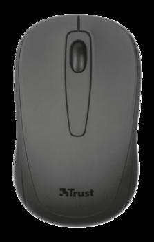 Wireless Mouse Trust Ziva Compact, Black