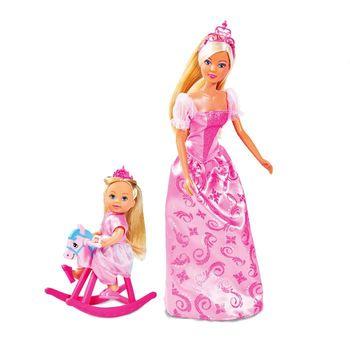 купить Simba Кукла Штеффи и Еви в Кишинёве