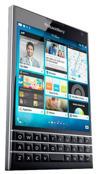 BlackBerry Passport, Black