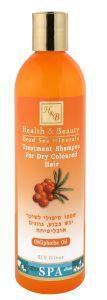 купить Health & Beauty Шампунь из облепихи для сухих волос (400ml) 44.324 в Кишинёве