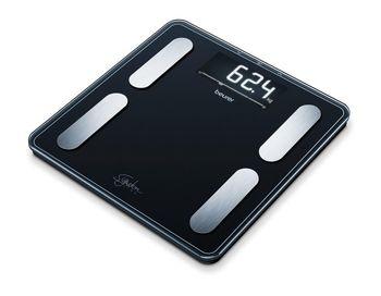 купить Диагностические весы Beurer BF 400 SignatureLine  черные(3753) (под заказ) в Кишинёве