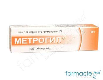 cumpără Metrogyl gel 1% 30g (derm.) în Chișinău