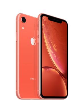 iPhone XR, 128Gb	Coral MD