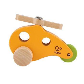 купить Hape Деревянная игрушка Маленький вертолет в Кишинёве