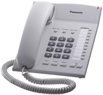 Телефон PANASONIC KX-TS2382AW