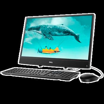 "купить AIl-in-One Dell Inspiron 3280 Black (21.5"" FHD IPS Core i3-8145U 2.1-3.9GHz, 8GB, 1TB, Ubuntu) в Кишинёве"