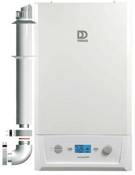 купить Газовый котел Demir Dokum Nitromix Vaillant Goup 28kW в Кишинёве