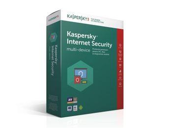 купить Kaspersky Internet Security Multi-Device - 5 devices, 12 months, box в Кишинёве
