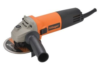 Угoловая шлифовальная машина 860 W 125 mm Villager VPL AG 860 E Professional