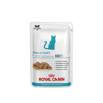 Royal Canin SKIN & COAT FORMULA 100 gr