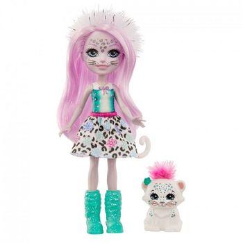 купить Enchantimals Кукла Снежный леопард Сибил в Кишинёве