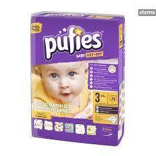 купить Pufies подгузники Giga Pack 3, 4-9кг. 74шт в Кишинёве