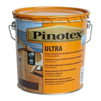 Pinotex Пропитка Pinotex Ultra Калужница 3л