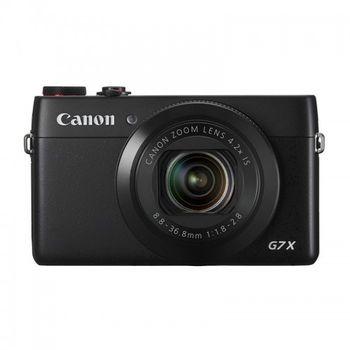 купить CANON PS G7 X Premium KIT, чёрный в Кишинёве