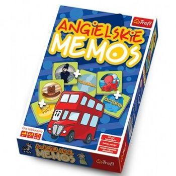 01113 Trefl Game-English Mamos