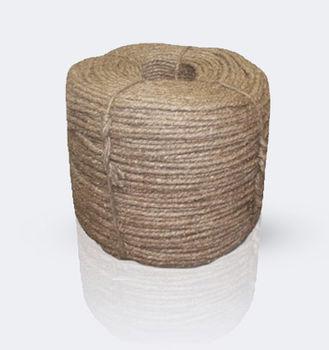 купить Шпагат джутовый плетенный M (180-200гр) / 55 шт в упаковке в Кишинёве