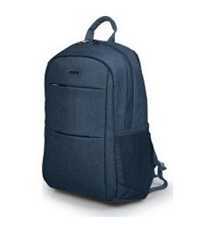 "15.6"" NB Backpack - PORT SYDNEY, Blue, Main Compartment: 26 x 38.5 x 3.5 cm, Dimensions: 35 x 48.5 x19 cm"