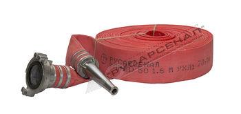 купить Рукав пожарный с пропиткой каркаса «Типа Латекс» 50 мм 16bar в Кишинёве