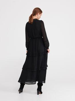 Платье RESERVED Чёрный xb579-99x