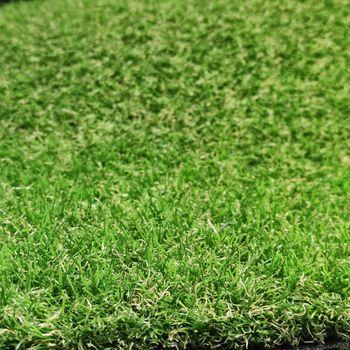 Ландшафтная трава Woodland Light Apple, ширина рулона-4м.