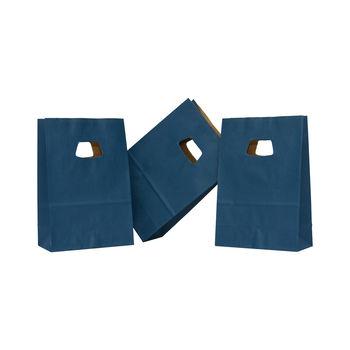 Бумажные пакеты 18*9*25