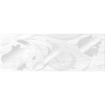 Keros Ceramica Декор Fado Gris 25x70см