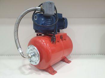 Гидрофор PEDROLLO JSWm/1AX-24CL 0.6кВт 9м (Защита)