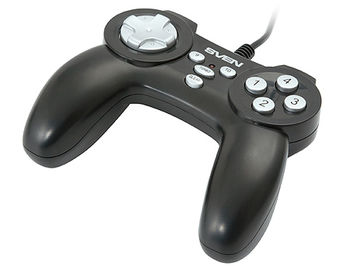 Gamepad SVEN Scout, D-Pad, 12 buttons, USB, www