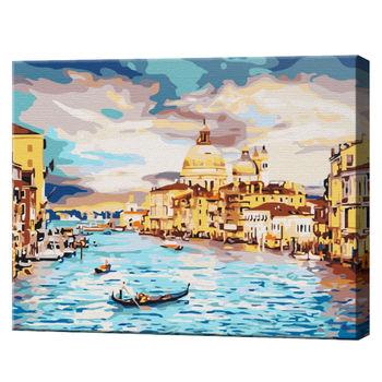 Венеция в солнце, 40х50 см, картина по номерам  BS22296