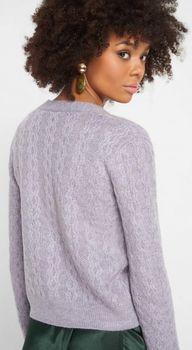 Трикотаж ORSAY Фиолетовый