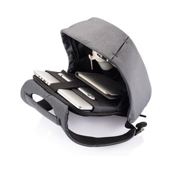 """14"""" Bobby compact anti-theft backpack, Coralette (P705.534)"""