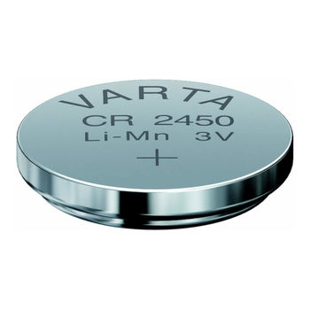 купить Батарейки Varta CR2450 Electronics Professional 1 pcs/blist Lithium, 06450 101 401 в Кишинёве
