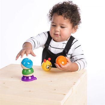 cumpără Jucarie de lemn muzicala Hape & Baby Einstein Balancing Cal în Chișinău