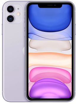 купить Apple iPhone 11 128Gb, Purple в Кишинёве