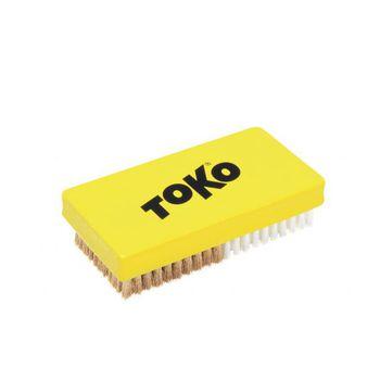cumpără Perie Toko Base Brush Combi Nylon/Copper, 5545243 în Chișinău