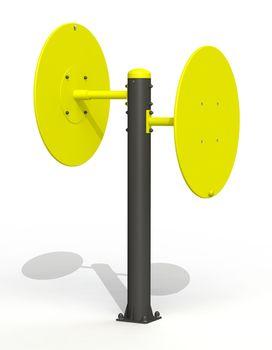 купить Тренажер мышц плечевого пояса PTP 530 в Кишинёве