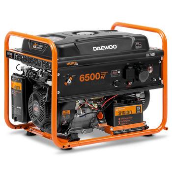 купить Бензиновый генератор DAEWOO GDA 7500E в Кишинёве