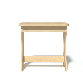Стол Кухонный Раскладной Клён