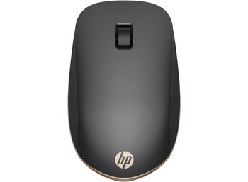 HP Z5000 Dark Ash Silver Bluetooth Mouse, Dark Grey/Gold
