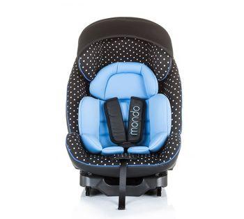 купить Автокресло с системой isofix Chipolino Mondo Blue (0-25 кг) в Кишинёве