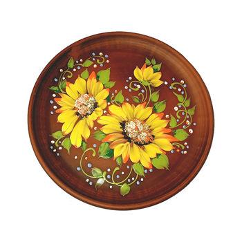 Platou Floarea Soarelui 300 mm